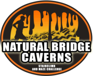 Natural Bridge Caverns Stair Climb and Maze Challenge registration logo