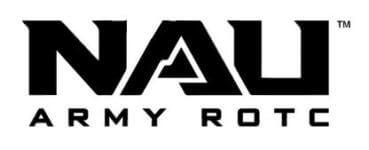 NAU Army ROTC 5th Annual 5k registration logo