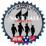 Navy Ball Virtual 5K registration logo