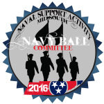 Navy Ball Virtual 5K registration logo