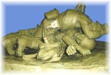 NC Corpsmen Memorial Virtual 5K  registration logo