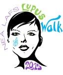 NEA LAFS 3k Lupus Walk registration logo