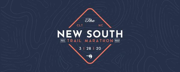 New South Trail Marathon registration logo
