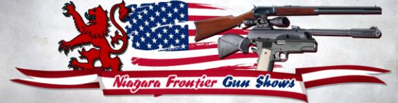 Niagara Frontier Gun Show - Clarence registration logo