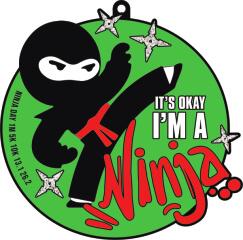 Ninja Day 1M 5K 10K 13.1 26.2