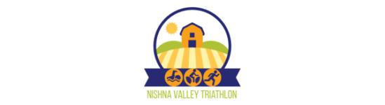 Nishna Valley Triathlon registration logo