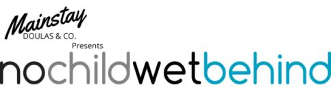 No Child Wet Behind - South Florida registration logo