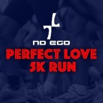No Ego Perfect Love 5-K Run registration logo