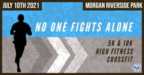 No One Fights Alone 2021 registration logo
