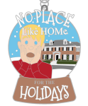 No Place Like Home For The Holidays 1 Mile, 5K, 10K, 13.1, 26.2 registration logo
