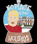 No Place Like Home For The Holidays 1 Mile, 5K, 10K, 13.1, 26.2 registration logo