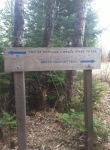 North Country Trail Run registration logo