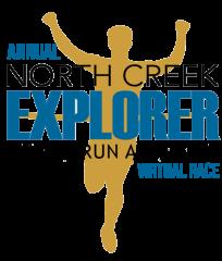 North Creek Explorer 5K registration logo
