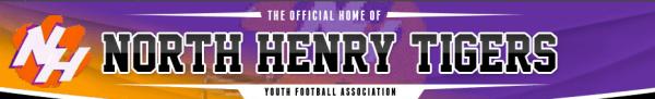 North Henry 5K Tiger Trot registration logo