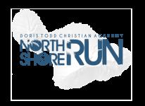 North Shore Run registration logo
