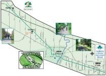 Northcoast Inland Trail Relay registration logo