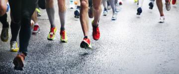 Northwood Fun Run 5k registration logo