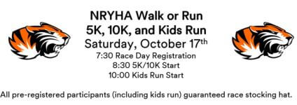NRYHA Fun Run registration logo