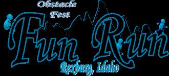 Obstacle Fest Fun Run registration logo