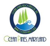 Ocean Pines Association - Freedom 5K registration logo