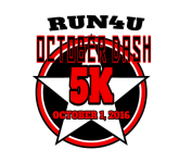 October Dash registration logo