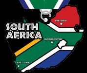 October - Race Across South Africa 5K, 10K, 13.1, 26.2 registration logo