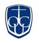 OCU 5K FUN RUN registration logo