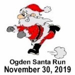 Ogden Santa Run registration logo