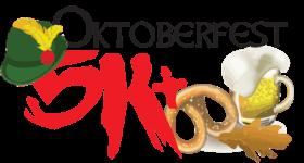 Oktoberfest 5K registration logo