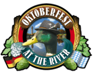 Oktoberfest at the River Stein Run registration logo