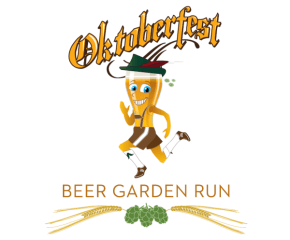 Oktoberfest Beer Garden Run registration logo