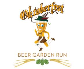 Oktoberfest Beer Garden Run registration logo