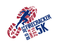 Old Jo's Firecracker 5k registration logo