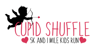 Ole Brook Cupid Shuffle 5K registration logo