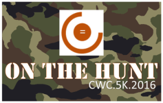 On the Hunt registration logo