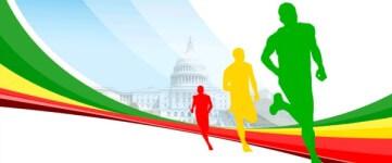 One Run registration logo