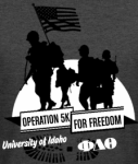 Operation 5K for Freedom registration logo