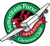 Operation Christmas Child registration logo