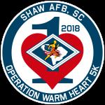 Operation Warm Heart 5k registration logo