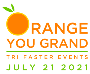 Orange You Grand - Aquathon/5K/OWS registration logo