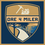 Ore 4 Miler registration logo
