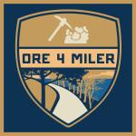 Ore 4 Miler registration logo