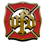 Orem Firefighter Association and Timpanogos Regional Annual 5K registration logo