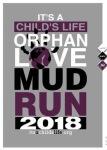 Orphan Love Mud Run registration logo