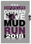 Orphan Love Mud Run registration logo