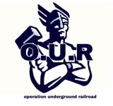 O.U. R. 5K Run registration logo