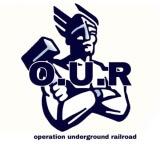 O.U. R. 5K Run registration logo