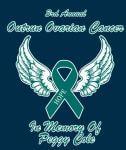 Outrun Ovarian Cancer registration logo