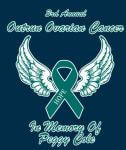 Outrun Ovarian Cancer registration logo