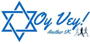 OY VEY ANOTHER 5K registration logo